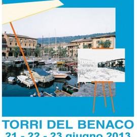 Painters in Torri del Benaco