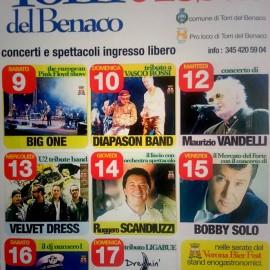 The music week in Torri del Benaco