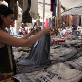 Shopping time: Mercato del Forte