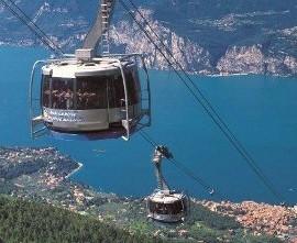 Fly to Monte Baldo!
