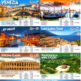 Book your favorite excursion!