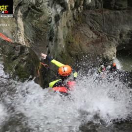 Adrenaline and emotion on Lake Garda
